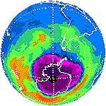 Limit up για την τρύπα του όζοντος
