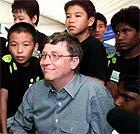Bill Gates: η υγεία είναι σημαντικότερη από την τεχνολογία