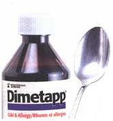 Καθησυχαστικός ο ΕΟΦ για τη χρήση του Dimetapp