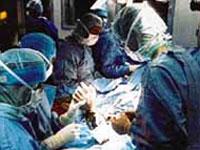 Η πρώτη διπλή μεταμόσχευση χεριών