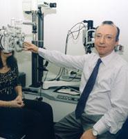 Το βλέμμα της νέας χιλιετίας. Συνέντευξη του καθ. Οφθαλμολογίας κ. Σιγανού