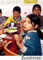 Προσοχή στα παιχνίδια μέσα στα τρόφιμα