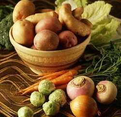 Λαχανικά - εισαγωγή