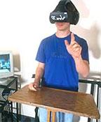 Virtual reality κατά του stress
