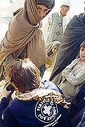 Οι Ελληνες Γιατροί του Κόσμου στο Αφγανιστάν