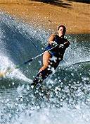Ski...ζοντας τα κύματα
