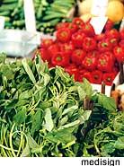 Χορτοφαγία, η πράσινη επιλογή