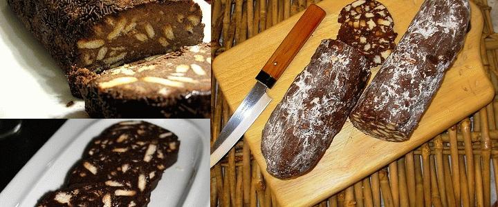 Κορμός σοκολάτας: γευστικός πειρασμός!