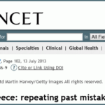 The Lancet: η Ελλάδα συνεχίζει τα ίδια λάθη