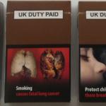 Κοινά πακέτα χωρίς σήματα βοηθούν στη διακοπή του καπνίσματος