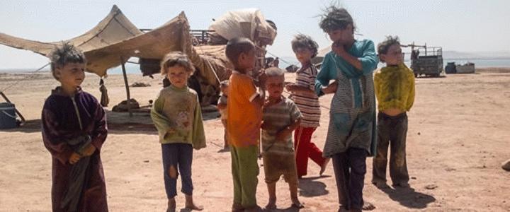 Συρία – Άμαχοι στο έλεος έντονων βομβαρδισμών