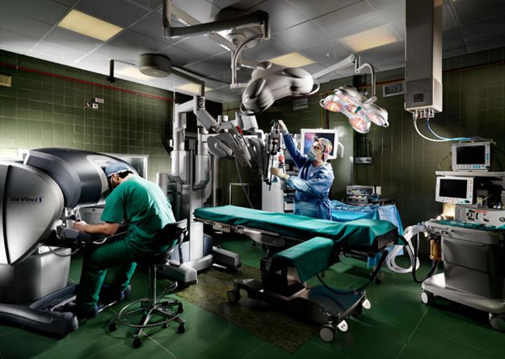 Επανορθωτική πλαστική μετά από μαστεκτομή με χρήση ρομποτικής τεχνολογίας
