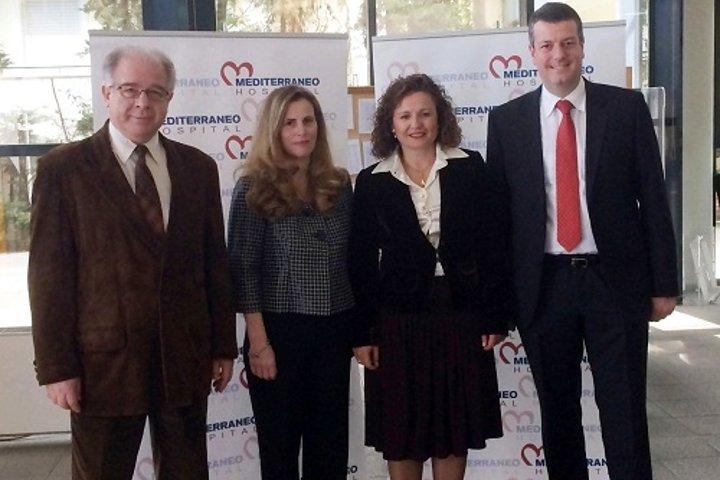 Κέντρο Μεταμόσχευσης Κερατοειδούς στο Mediterraneo Hospital