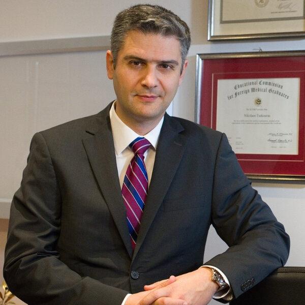 Νικόλαος Τσεκούρας