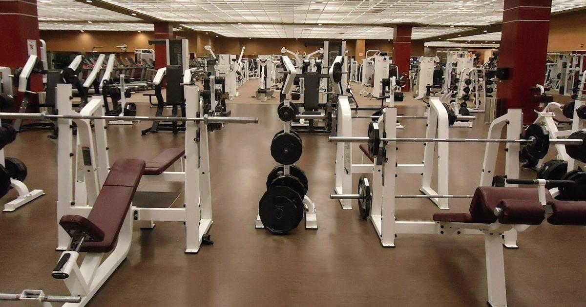 Η πρώτη μέρα στο γυμναστήριο
