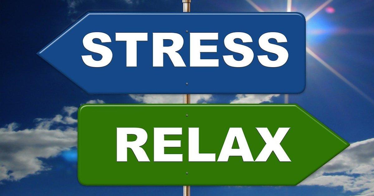 Διώξτε το άγχος που σας βασανίζει