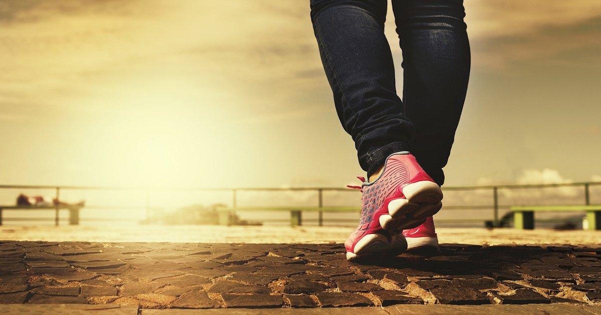 Περπάτημα και καρδιά