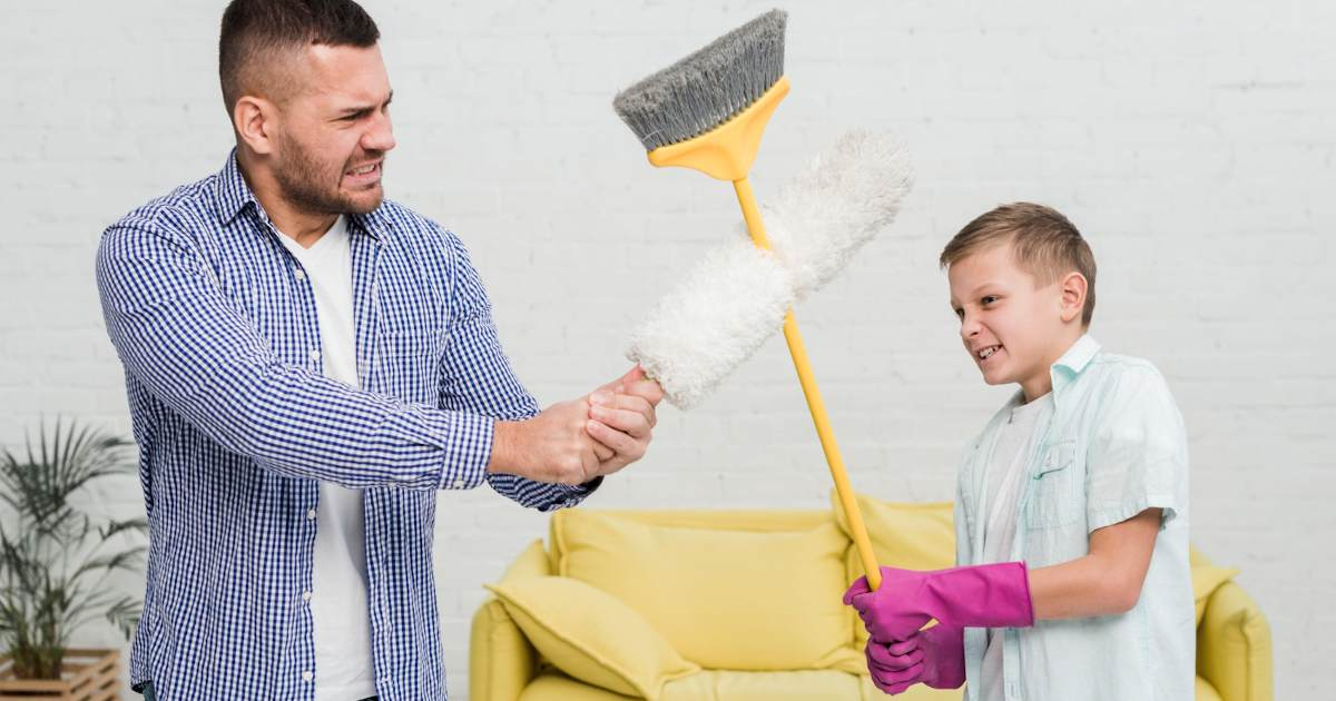 Read more about the article Πατέρας και παιδί – Τα οφέλη μιας πολύτιμης σχέσης