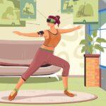 Γυμναστήριο ή προπόνηση στο σπίτι;
