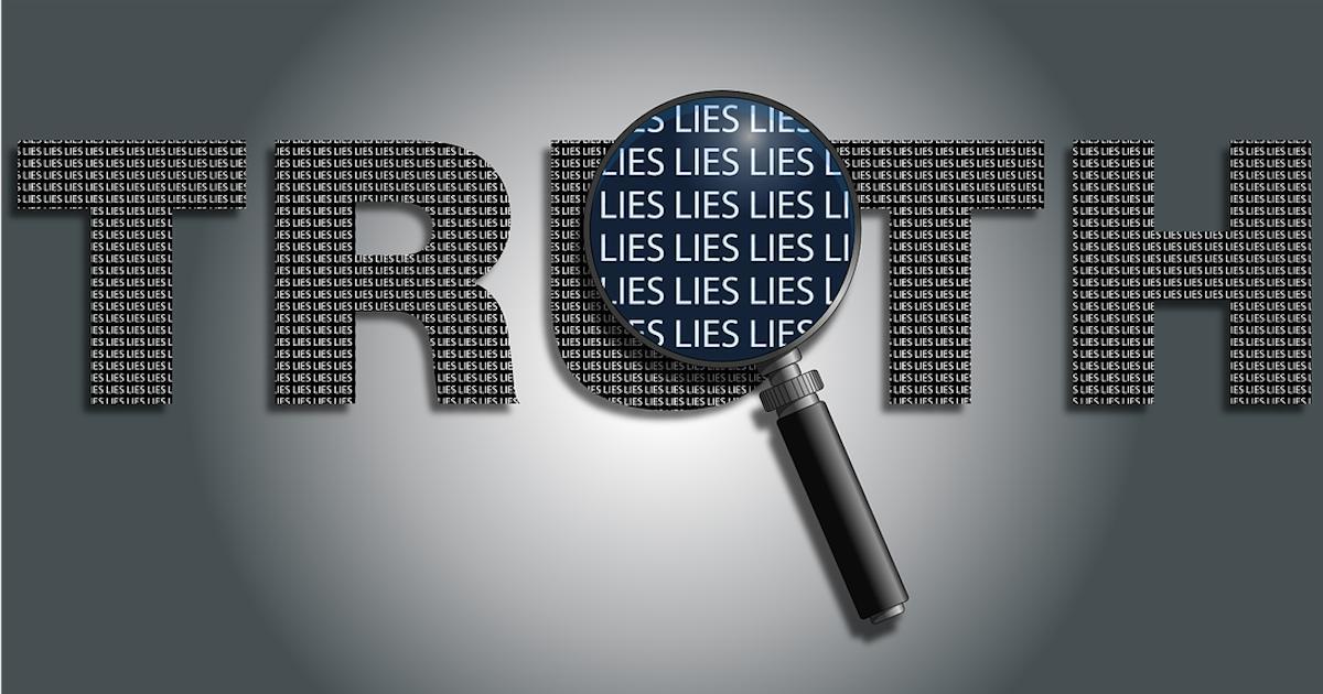 You are currently viewing Μερικές αλήθειες για τα … ψέματα