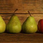 Τι είστε, μήλο ή αχλάδι;